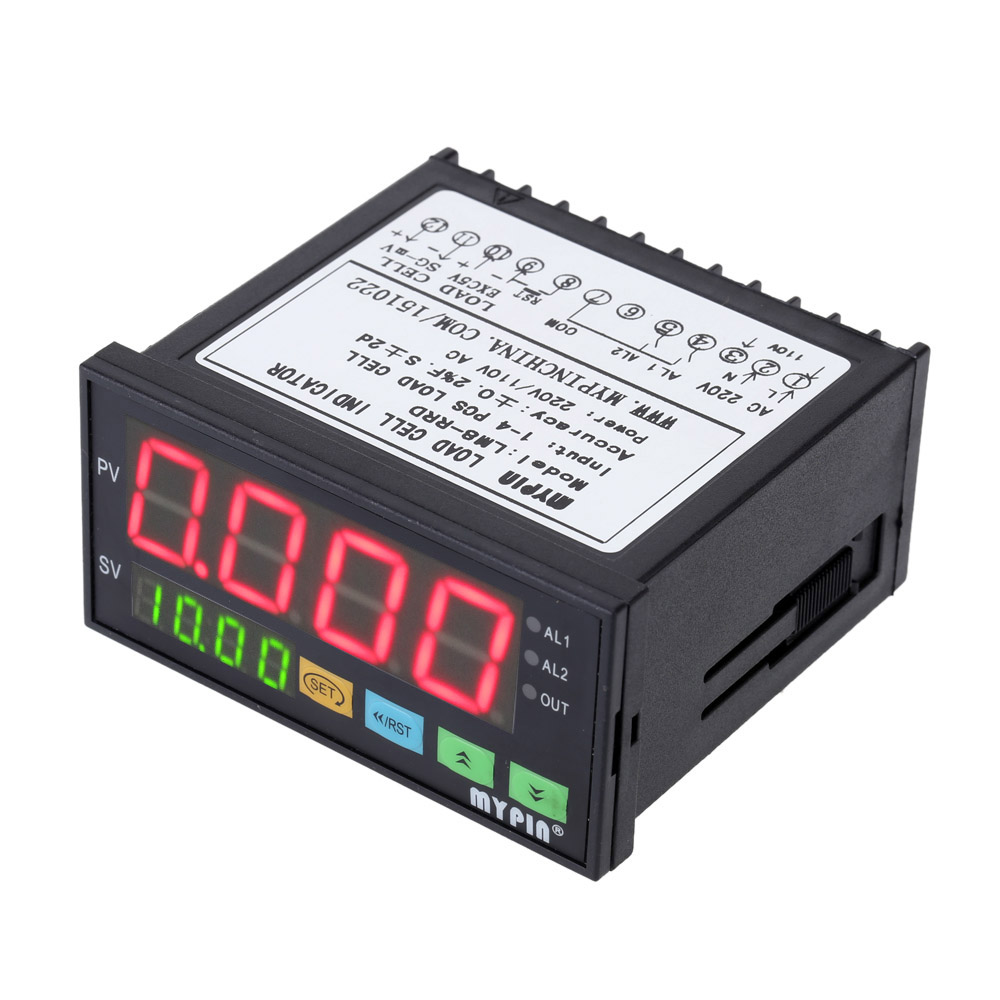 Hitech Solutions Pvt Ltd Engineering Excellence Ledindicatorforremoteacloads Load Cell Indicator 1325000 Lkr